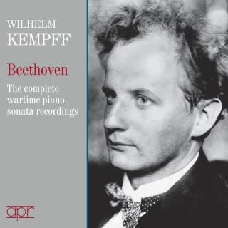 Wilhelm Kempff – Beethoven: The complete wartime piano sonata recordings - Kempff, Wilhelm - piano