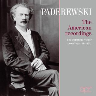 Paderewski: The Complete Victor recordings - Paderewski, Ignaz Jan