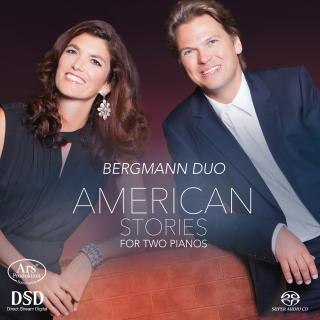 American Stories - For Two Panos - Bergmann Duo