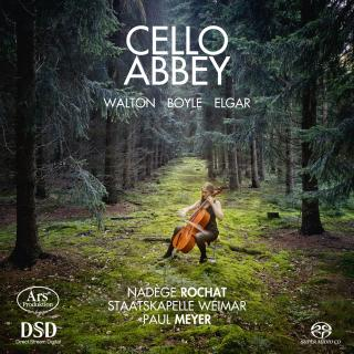 Cello Abbey – Walton - Boyle – Elgar - Rochat, Nadège – cello