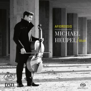 Afierossis - 20th & 21st century works for cello solo - Heupel, Michael – cello