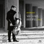 Afierossis - 20th & 21st century works for cello solo <span>-</span> Heupel, Michael – cello