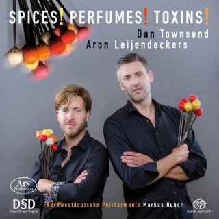 Spices! Perfumes! Toxins! - Townsend, Dan & Leijendeckers, Aron – percussion