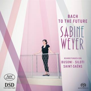 Bach to the Future - Weyer, Sabine – piano
