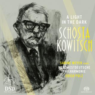 Shostakovich - A light in the dark - Nordwestdeutsche Philharmonie | Polz, Erich – direction