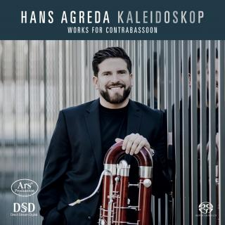 Hans Agreda - Kaleidoscope - Works for Contrabassoon - Agreda, Hans (contrabassoon)