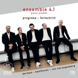 ensemble 4.1 - progress - ensemble 4.1 piano windtet