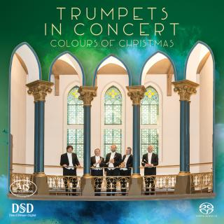 Trumpets in Concert - Colours of Christmas