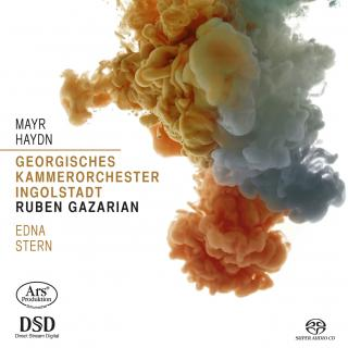 Mayr, JS: Piano Concertos Nos 1/2 / Haydn: Symphony No 25 - Georgisches Kammerorchester Ingolstadt