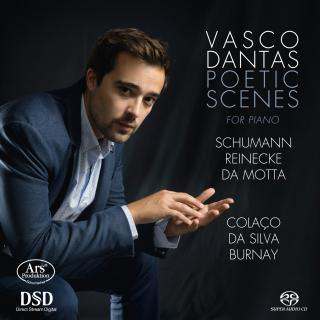 Vasco Dantas - Poetic Scenes for Piano - Dantas, Vasco (piano)