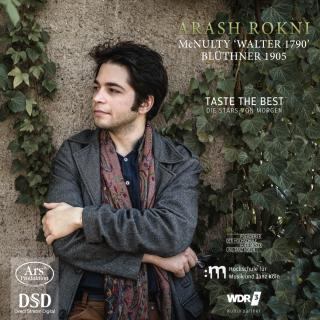 Taste the best - Piano Music - Rokni, Arash