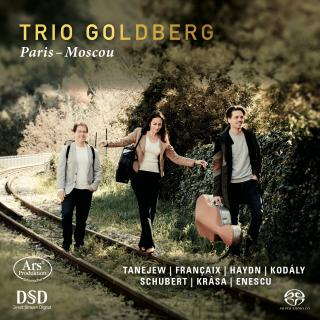 Paris-Moscou: Trio Goldberg - Trio Goldberg