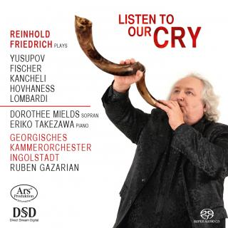 Listen to our Cry - Friedrich, Reinhold (trumpet)