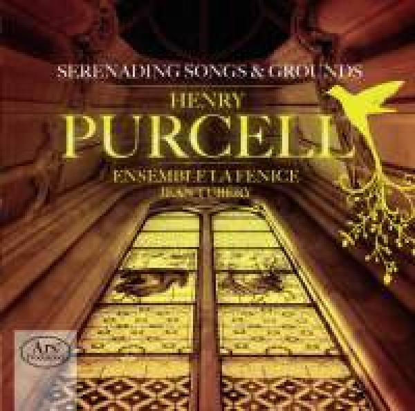 Purcell, Henry: Serenading Songs & Grounds <span>-</span> Tubery, Jean