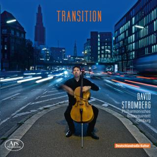Transition: Works for Cello - Stromberg, David