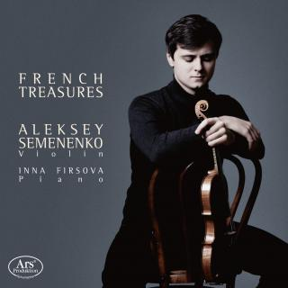 French Treasures - Semenenko, Aleksey – violin | Firsova, Inna – piano