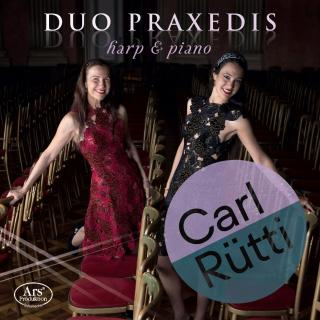 Rütti, Carl: Music for Harp & Piano - Duo Praxedis