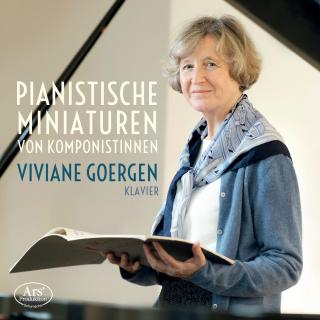 Miniatures by Women Composers - Goergen, Viviane (piano)