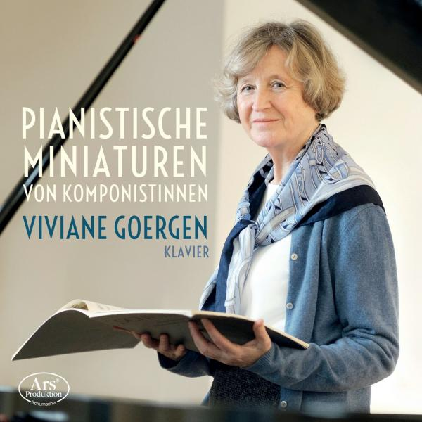 Miniatures by Women Composers <span>-</span> Goergen, Viviane (piano)