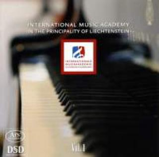 International Music Academy In The Principality Of Liechtenstein Vol. 1 - Students of the International Music Academy of the Principality of Lichtenstein
