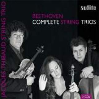 Beethoven, Ludwig van: String Trios (complete) - Jacques Thibaud String Trio