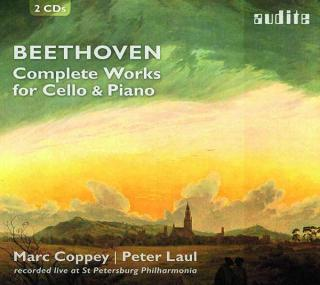 Beethoven, Ludwig van: Complete Works for Cello and Piano - Coppey, Marc – cello | Laul, Peter - piano