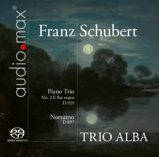 Schubert, Franz: Trio in E flat major D929 op. 100; Notturno D897; - Trio Alba