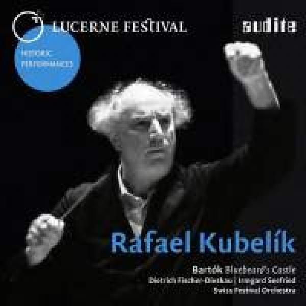 Bartók, Bela: Bluebeard's Castle (The Lake Of Tears) <span>-</span> Kubelík, Rafael
