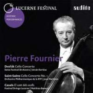 Lucerne Festival Historic Performances Vol. VII - Live recordings: Lucerne Festival 1962-1976 - Fournier, Pierre
