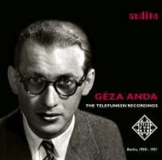 Edition Géza Anda Vol. 5: The Telefunken Years - Berlin 1950-51 - Anda, Geza