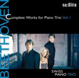 Beethoven, Ludwig van: Complete Works for Piano Trio Vol. I