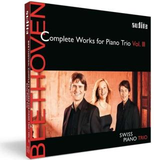 Beethoven, Ludwig van: Complete Works for Piano Trio Vol. III