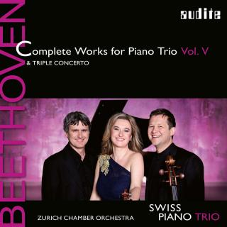 Beethoven, Ludwig van: Complete Works for Piano Vol. V - Swiss Piano Trio
