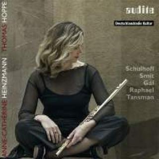 Works for Flute & Piano of the 20th Century - Heinzmann, Anne-Cathérine