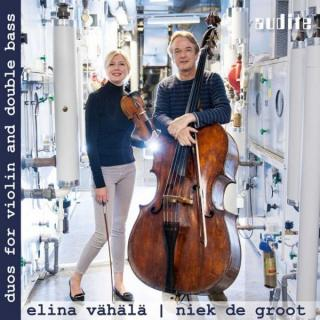 Duos for Violin and Double Bass - Vähälä, Elina - violin | Groot, Niek de - double bass