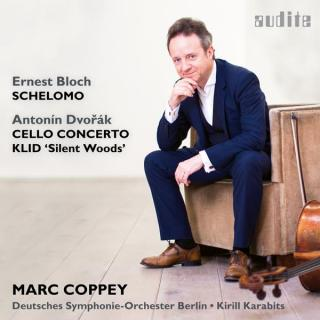 Dvorak & Bloch: Cellokonserter - Coppey, Marc - cello