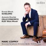 Dvorak & Bloch: Cellokonserter <span>-</span> Coppey, Marc - cello