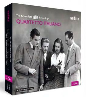 The Complete RIAS Recordings - Quartetto Italiano