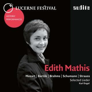 Edith Mathis - Selected Lieder from the Lucerne Festival