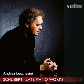 Schubert: Late Piano Works Vol 3 - Lucchesini, Andrea