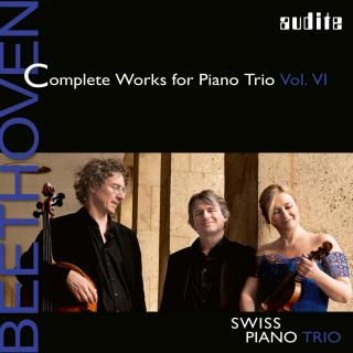 Beethoven: Complete Works for Piano Trio Vol 6 - The Swiss Piano Trio