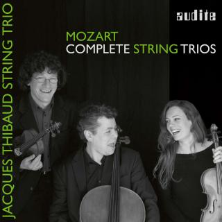 Mozart: Complete String Trios - Jacques Thibaud String Trio