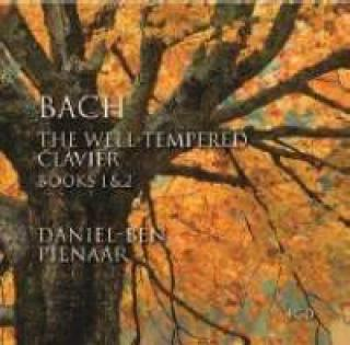 Bach, Johann Sebastian: The Well-Tempered Clavier, Books 1 & 2 - Pienaar, Daniel-Ben