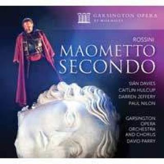 Rossini, Giacomo: Maometto Secondo - Parry, David