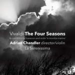Vivaldi, Antonio: The Four Seasons <span>-</span> Chandler, Adrian