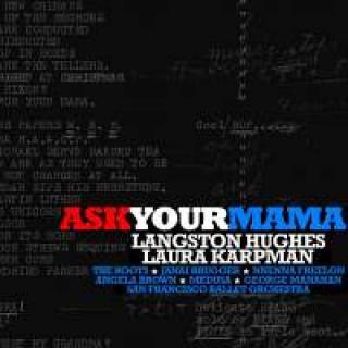 Karpman, Laura: Ask Your Mama - Poetry by Langston Hughes - Manahan, George