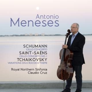 Antonio Meneses – Cello Concertos - Meneses, Antonio - cello
