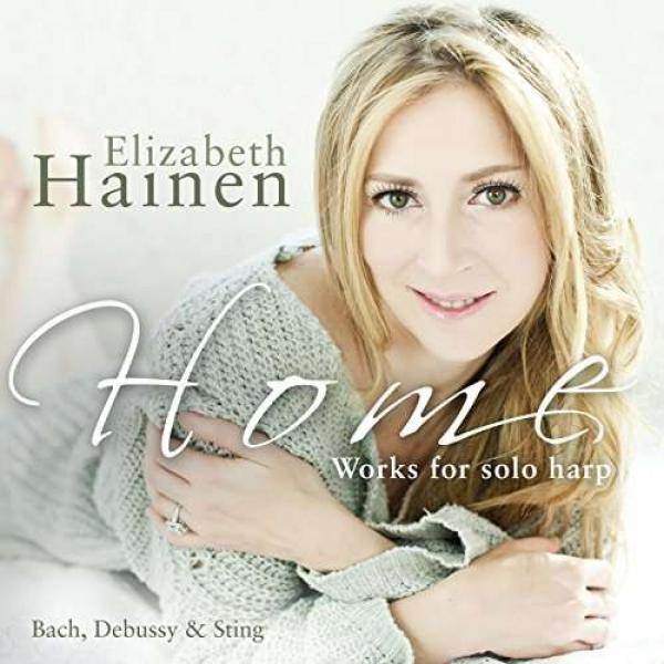 Home - Works for Solo Harp by Bach, Debussy & Sting <span>-</span> Hainen, Elizabeth – harp