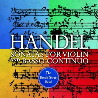 Handel, George Frideric: Sonatas for Violin and Basso Continuo