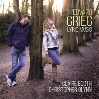 Grieg, Edvard: Lyric Music - Booth, Claire (soprano) / Glynn, Christopher (piano)